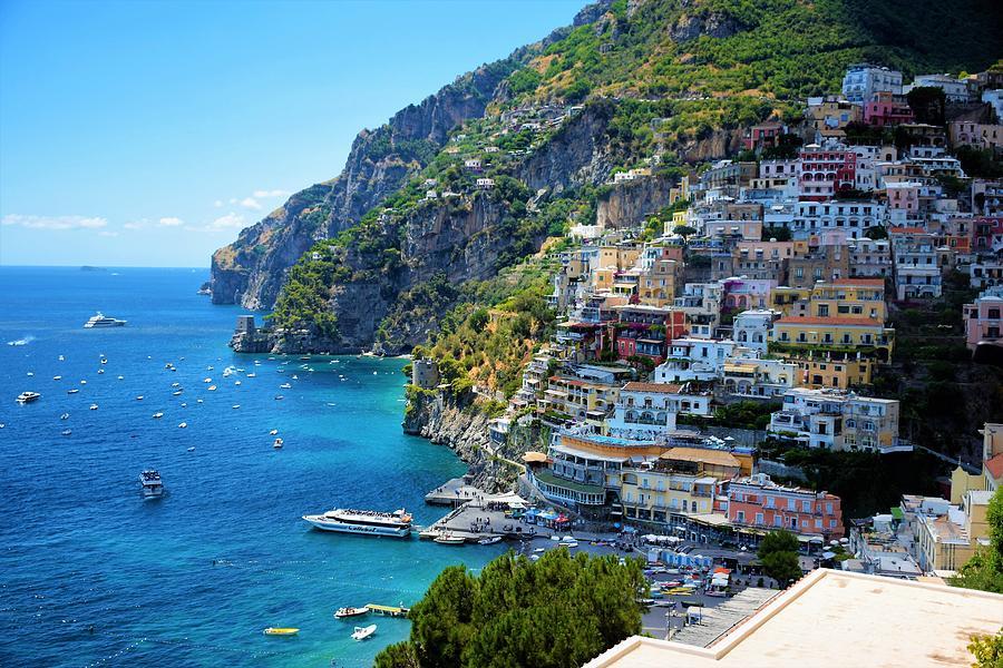 Indahnya Pesisir Amalfi di Pantai Garis Adria
