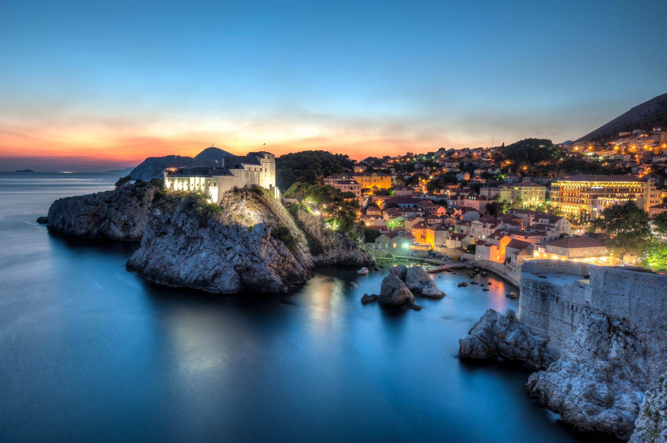 Dubrovnik, Tempat Indah di Pantai Garis Adria